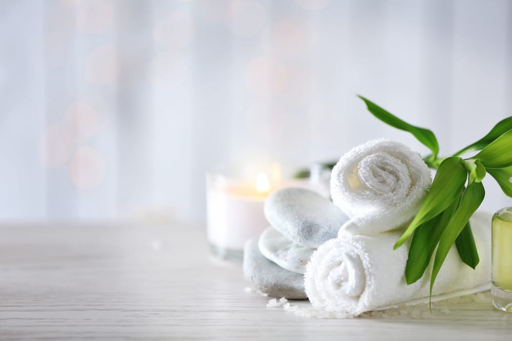 Home Care Assistant Spa Treatment