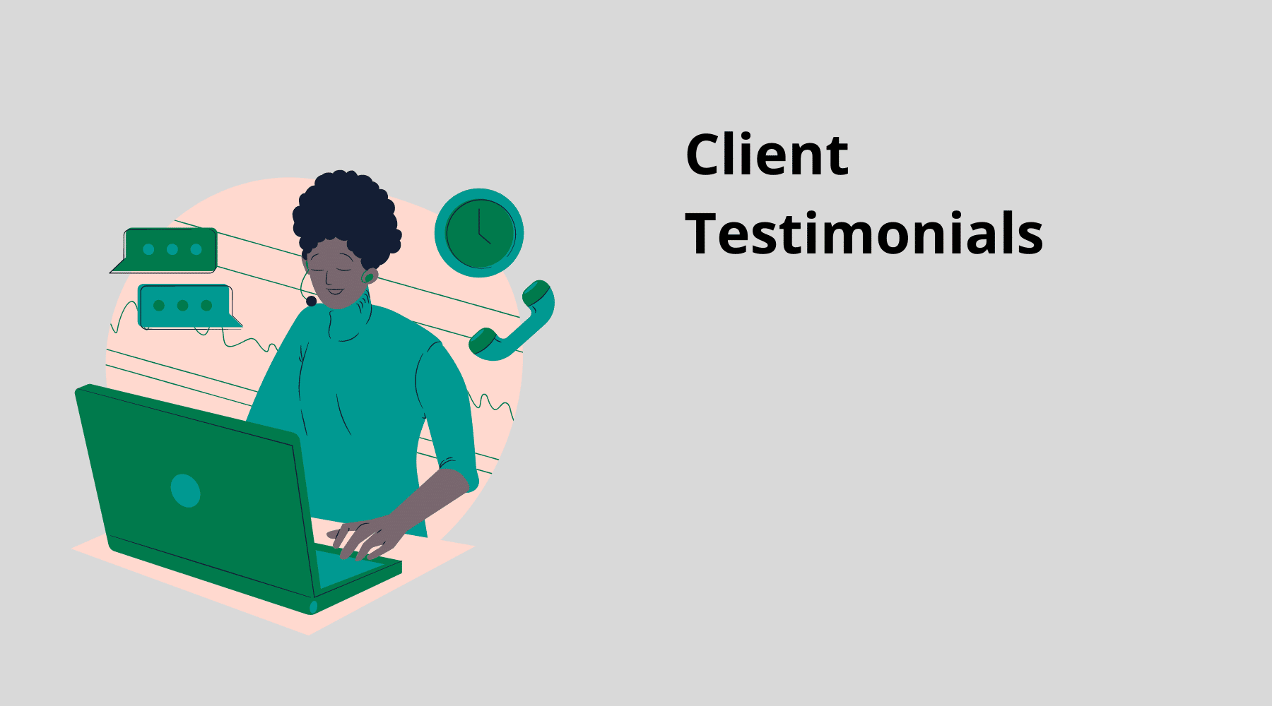 Home Care Client Testimonials