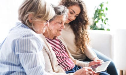How to Care for an Elderly Parent