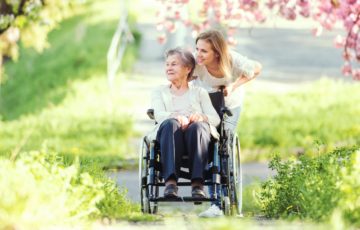 Home Care in East Dorset