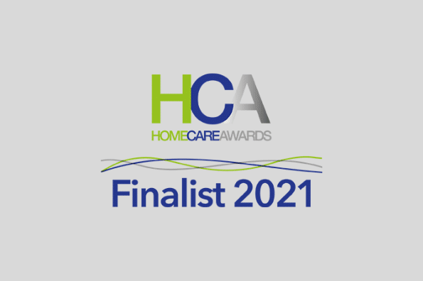 FINALISTS AT 2021 HOME CARE AWARDS